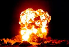 1964年中国第一颗原子弹爆炸成功