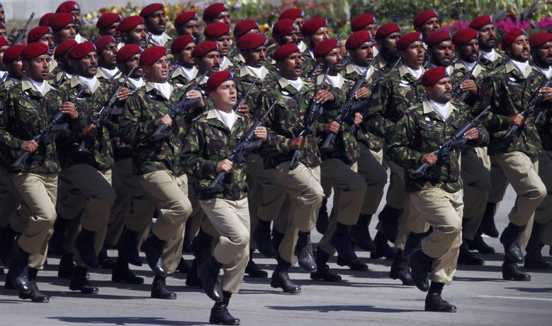 巴基斯坦举行国庆阅兵