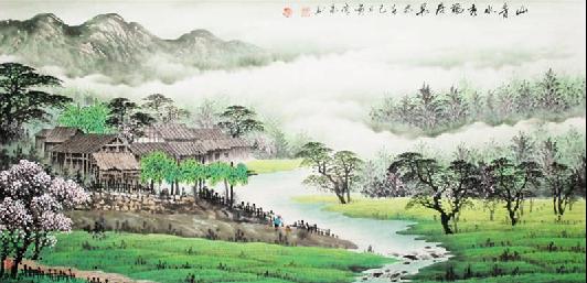 书画收藏六个技巧-中国搜索书画图片